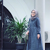 Repurpose : Mengubah Kemeja dan Rok Jadi Gamis Kekinian