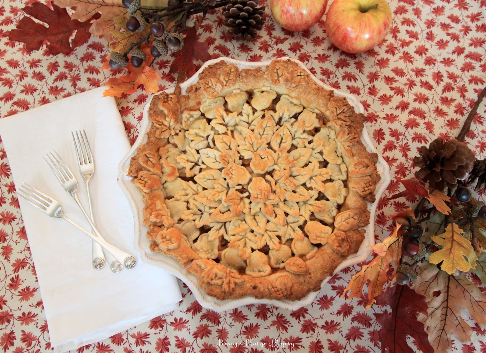 The best homemade apple pie recipe - seriously, I have been making this for years and get rave review from everyone!