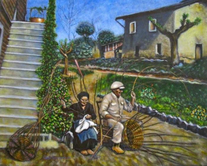 20 لوحة للرسام Carla Strozzieri
