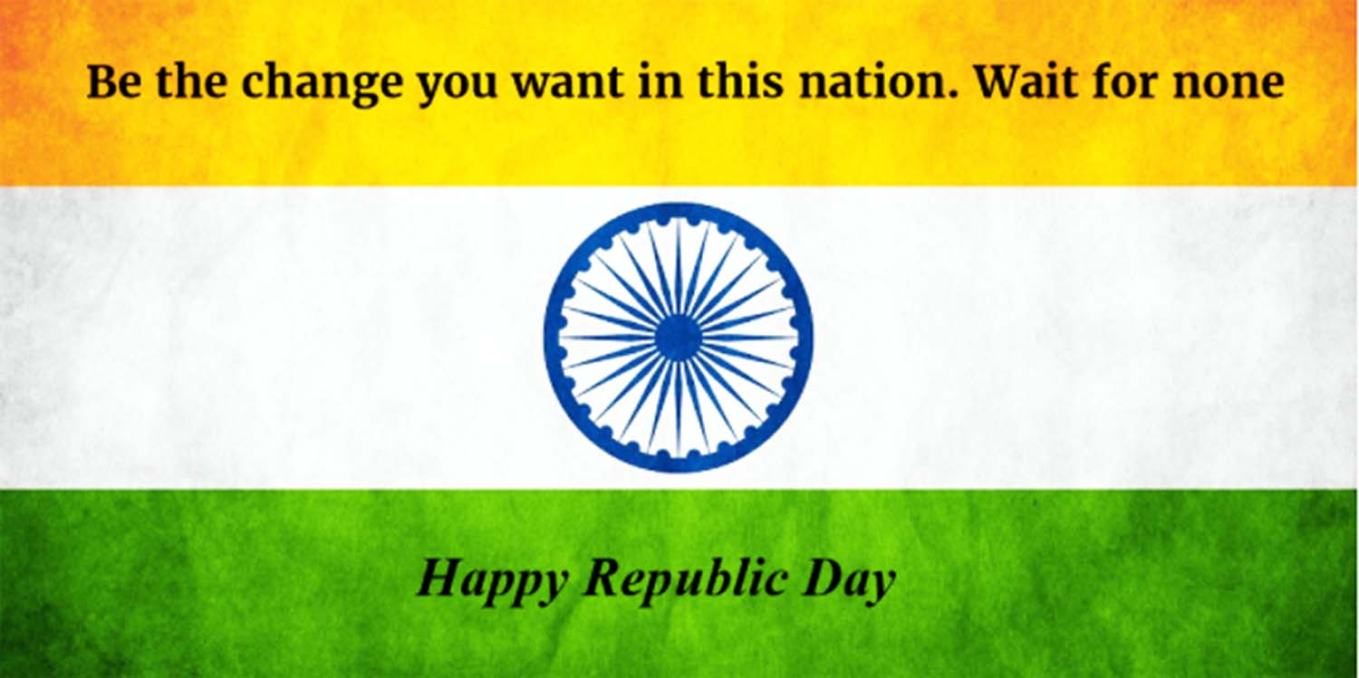 republic day quotes in english
