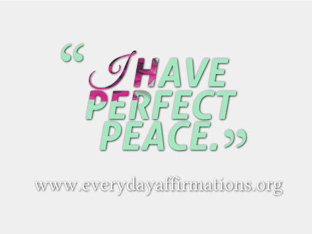 Spiritual Affirmations, Daily Affirmations