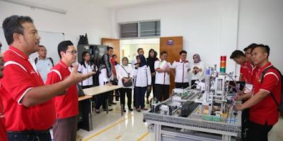 Mahasiswa Politeknik Ketenagakerjaan Bekasi