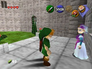 Neko Random A Look Into Video Games Princess Zelda