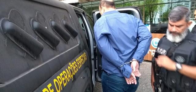 Empresário baiano é preso em operação contra sonegação fiscal em Pernambuco