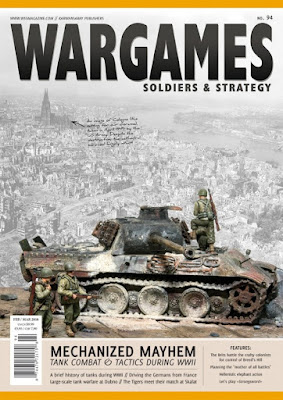 Wargames, Soldiers & Strategy, 94, Feb-Mar 2018