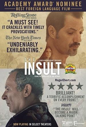 O Insulto - Legendado Filmes Torrent Download capa