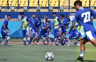 Persib Daftarkan 29 Pemain untuk Liga 1 Musim 2019