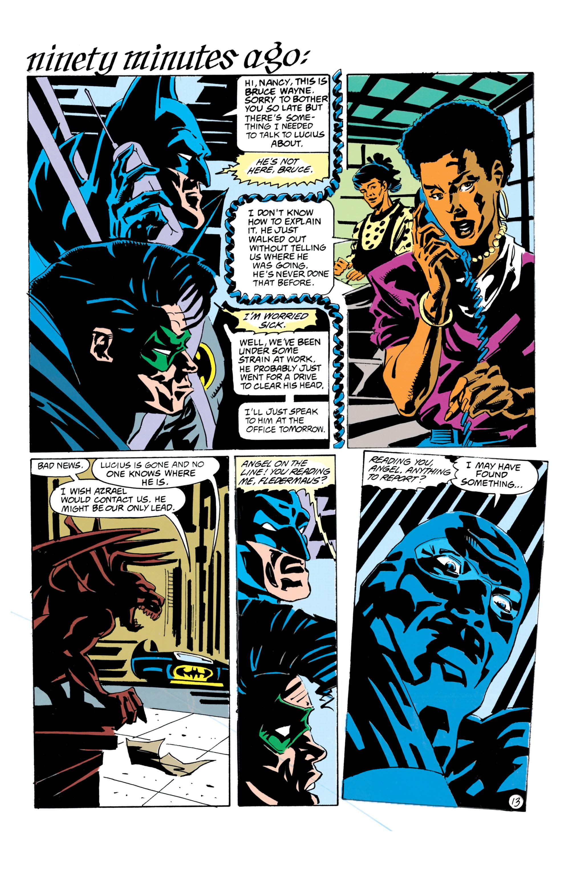 Detective Comics (1937) 658 Page 12