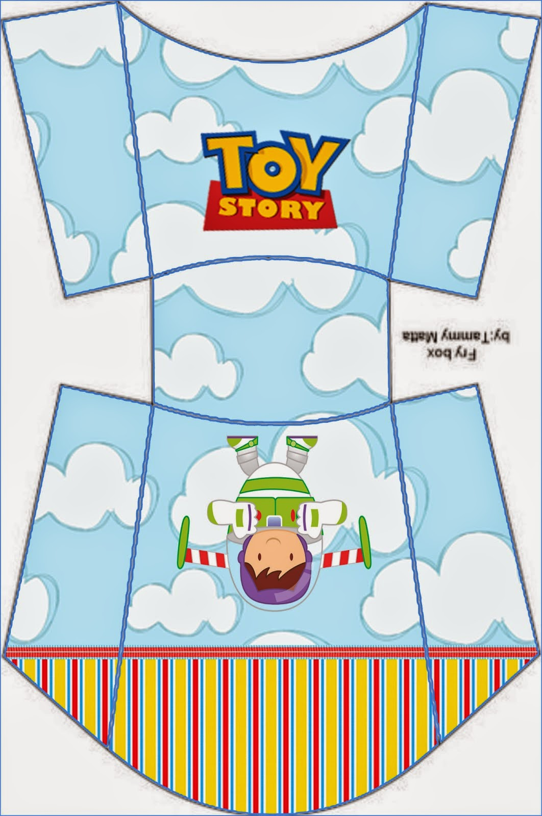Toy Story Babies Free Printable Kit