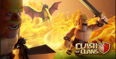Clash Of Clans MOD APK Exilir and Gems