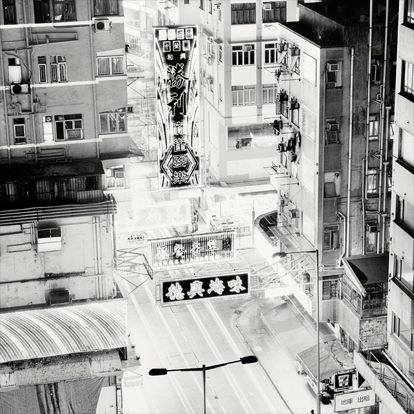 Martin Stavars. City of Neon Lights