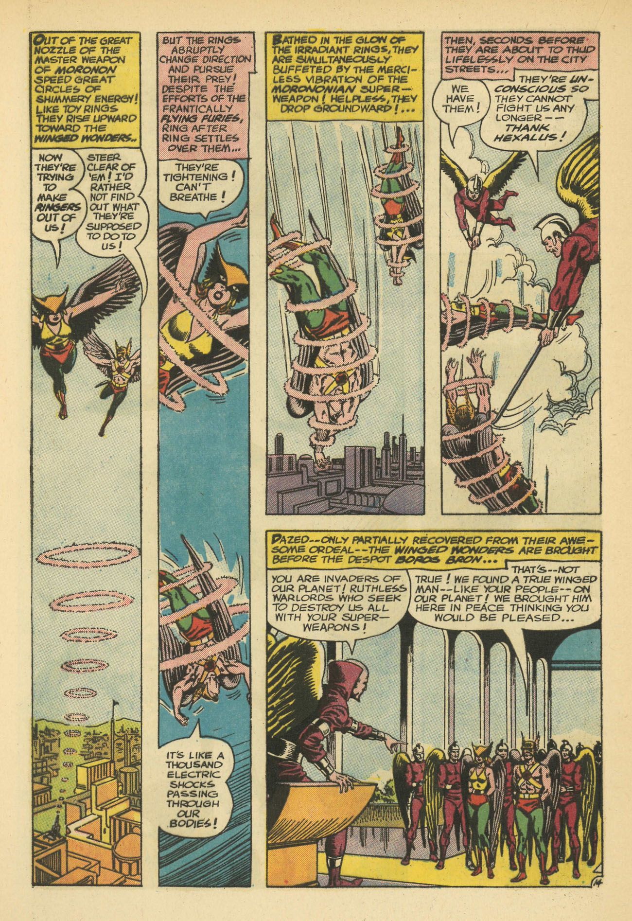 Hawkman (1964) issue 11 - Page 20