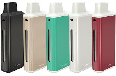 The Eleaf iCare Kit 650mAh