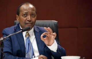 """""""Man cannot live by bread alone, which is correct, but man can also not live without bread."""" – Patrice Motsepe"""