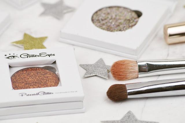 Lovelaughslipstick Blog - GlitterEyes Pressed Single Glitter Review