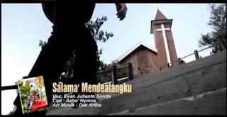 Download Lagu Toraja Salama' Mendeatangku (Ashe' Hymne)