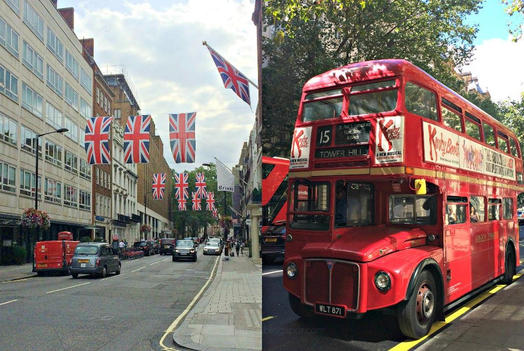 Mittwochs mag ich, London, Union Jack, roter Doppeldecker Bus, Tower Hill, Ausgehtipps Wochenendtipps London, Kurztrip