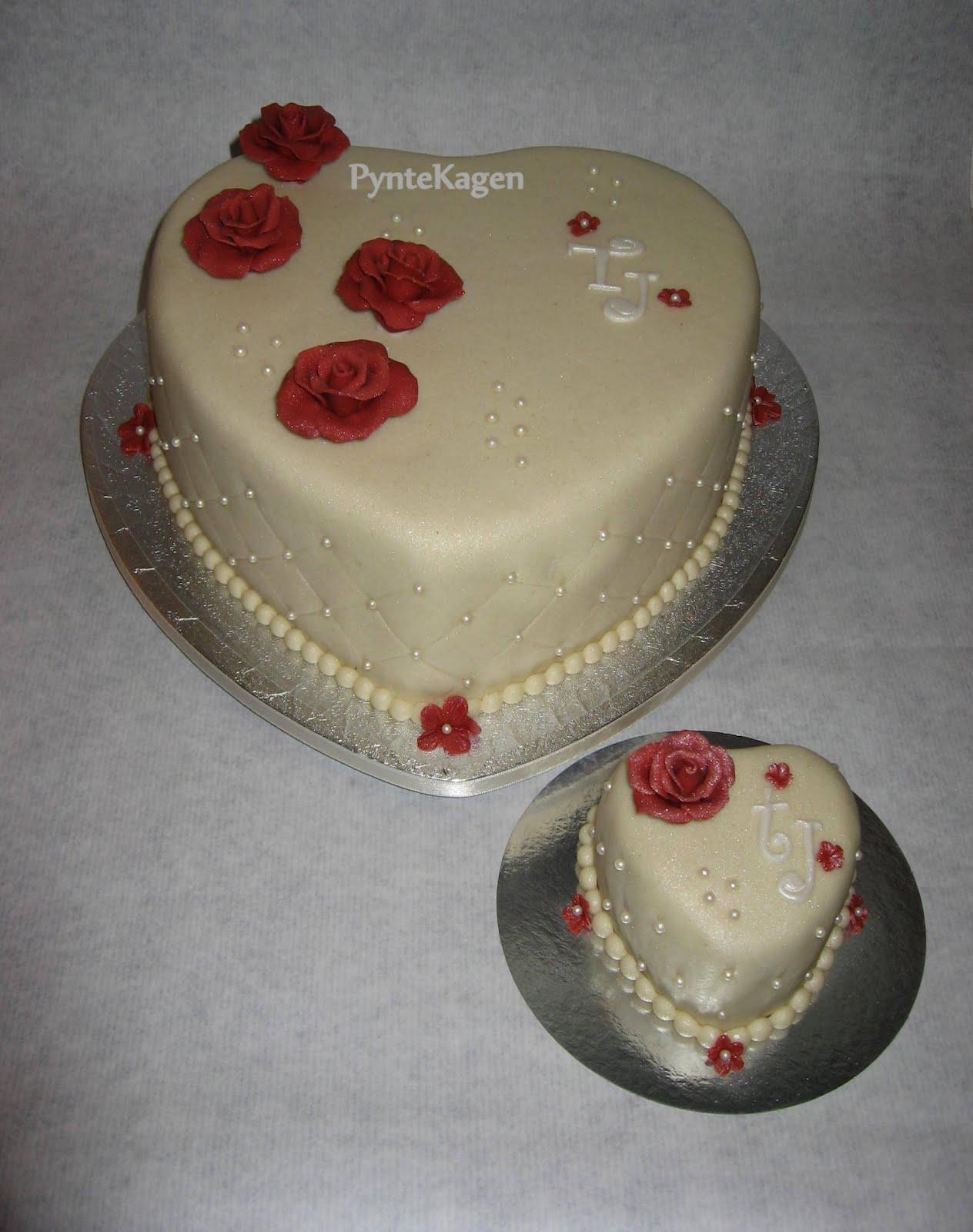 kage med marcipan