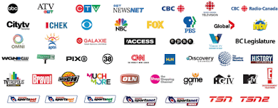 Unblock Canadian TV channels internationally with Canada VPN