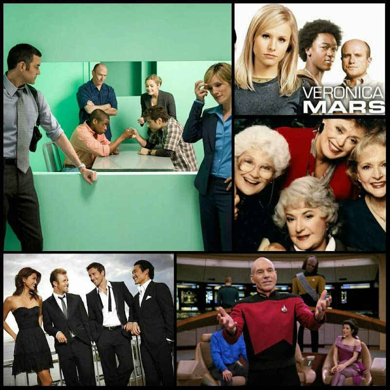 The A to Z List of TV Sitcoms #AtoZChallenge