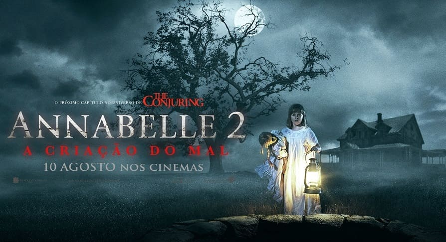 Filme Annabelle 2 - A Criação do Mal - Legendado Bluray para download torrent 1080p