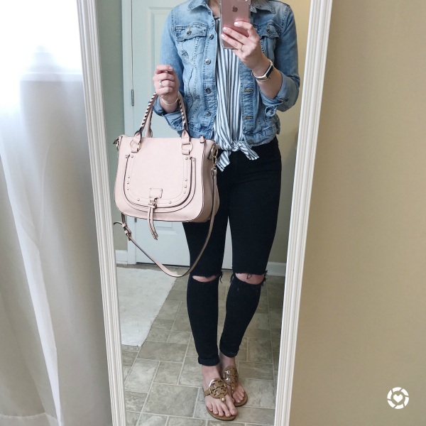spring style, mom style, style on a budget, instagram roundup, how to dress for spring