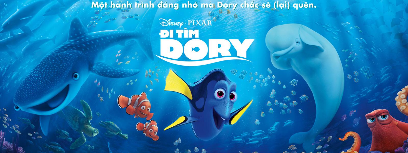 Xem Phim Đi Tìm Dory