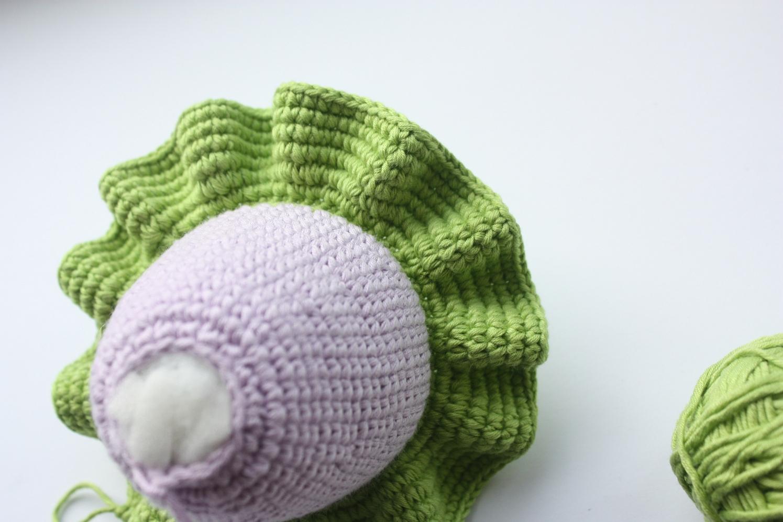 PATTERN Bunny in lush skirt - Amigurumi Crochet Toy Pattern ... | 997x1495