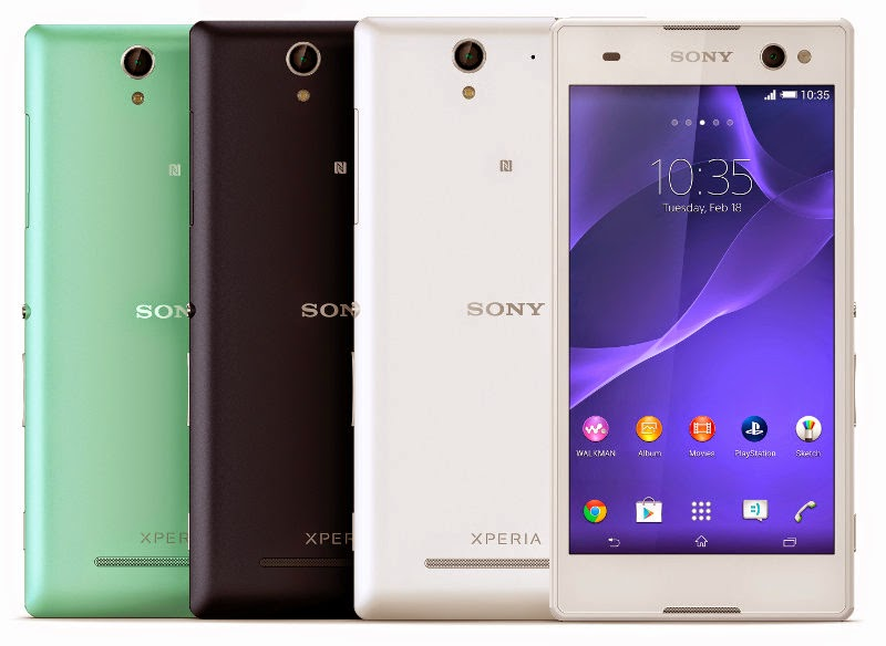 Sony Xperia C3 selfie 5 MP camera Front launched in India @ Rs. 23,990 | MobileTalkNews