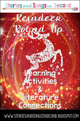 Primary grade students will love reading and writing about real-life reindeer, as well as the team that pulls Santa's sleigh!  Find links to resources and activities that are just right for theme days in your classroom!