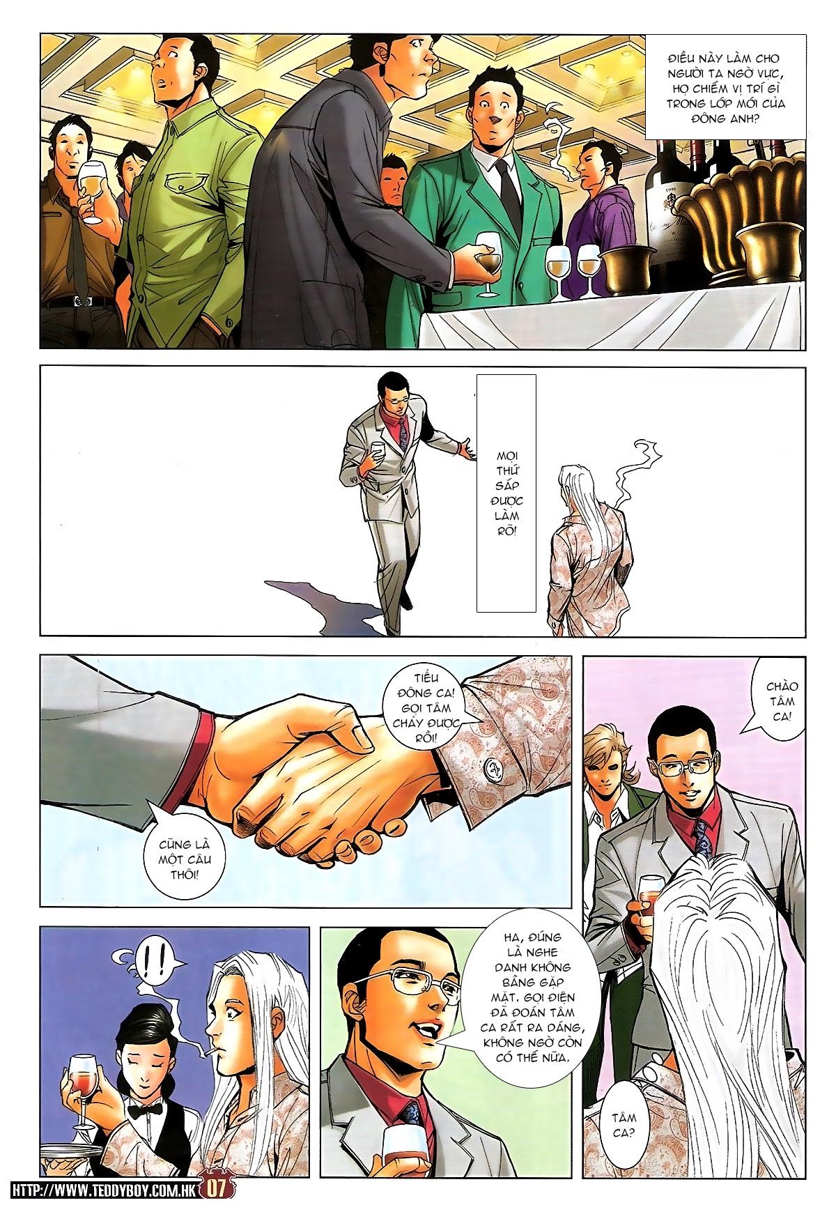 Người Trong Giang Hồ - Ngũ Hổ qui thiên - Chapter 1728: Bình phân Thiên Hạ - Pic 4
