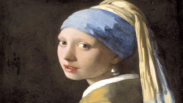 Arriva in Italia per la prima volta la ragazza di Vermeer