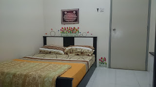 Bilik Tidur Kedua di Raisya Homestay Putrajaya