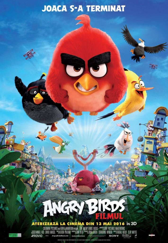angry birds 2016 dublat în română desene animate dublate in