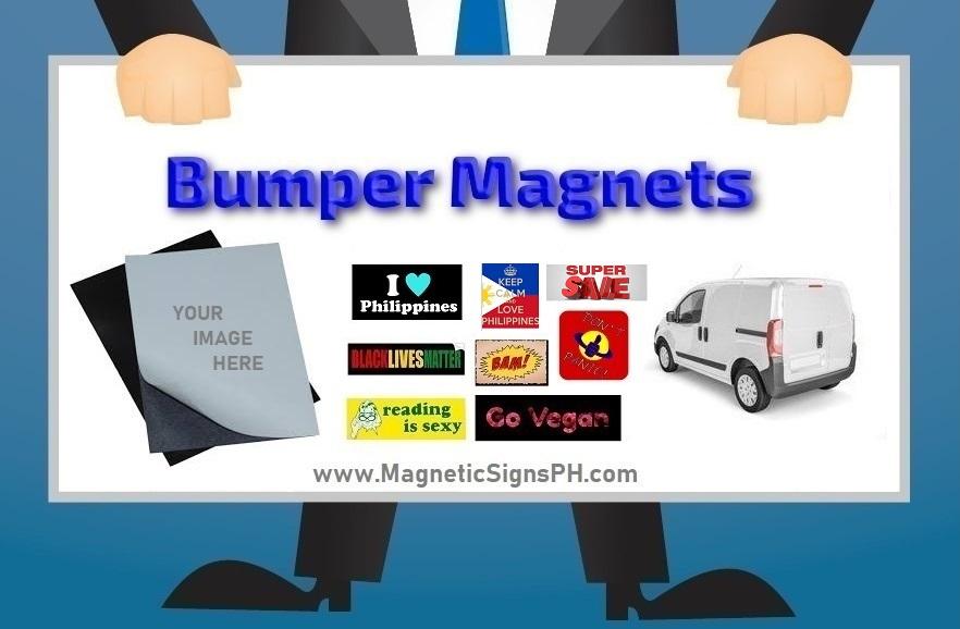 Bumper Magnets