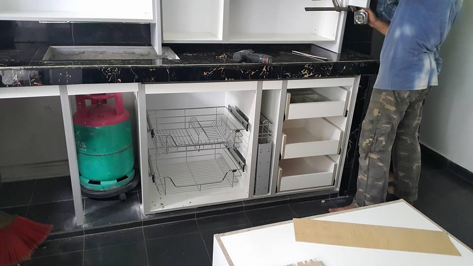 Kepada Yang Berminat Untuk Tempah Boleh Hubungi Kami Dapatkan Harga Set Kabinet Dapur