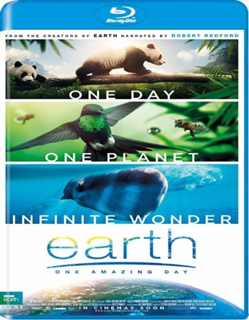Earth One Amazing Day (2017) BluRay 300MB