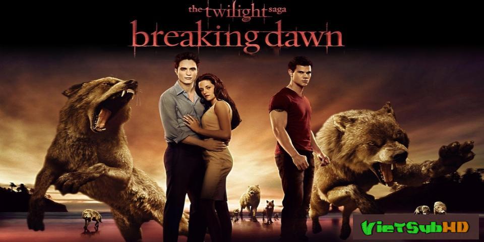 Phim Chạng vạng 4: Hừng đông (Phần 1) VietSub HD | The Twilight Saga 4: Breaking Dawn (Part 1) 2011