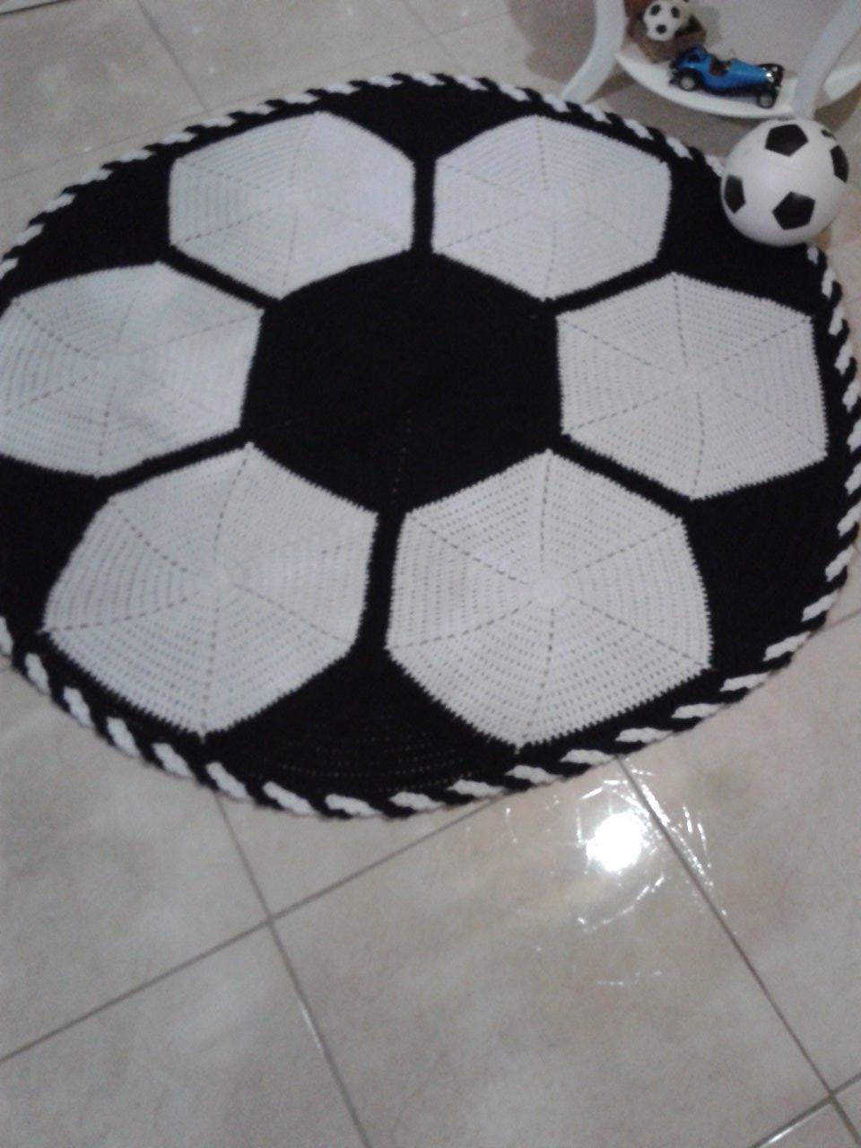 bdd969f56 Tapete Bola de Futebol