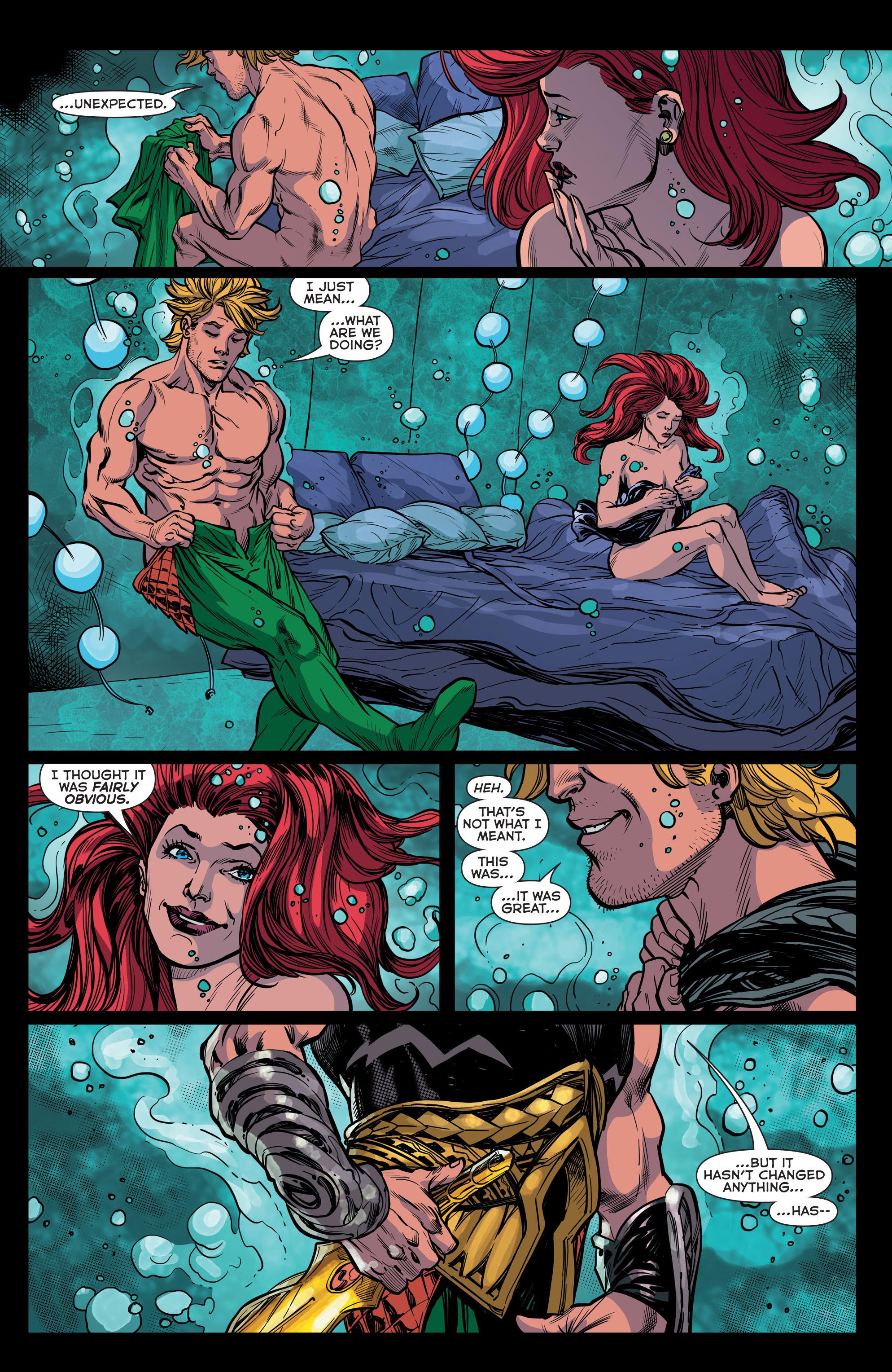 Read online Aquaman (2011) comic -  Issue #44 - 15