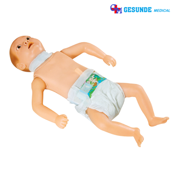 Manekin Simulator Trakeostomi Anak