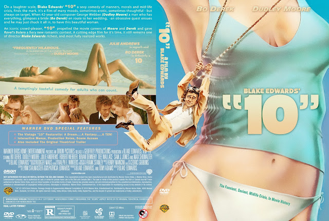 10 (1979) DVD Cover