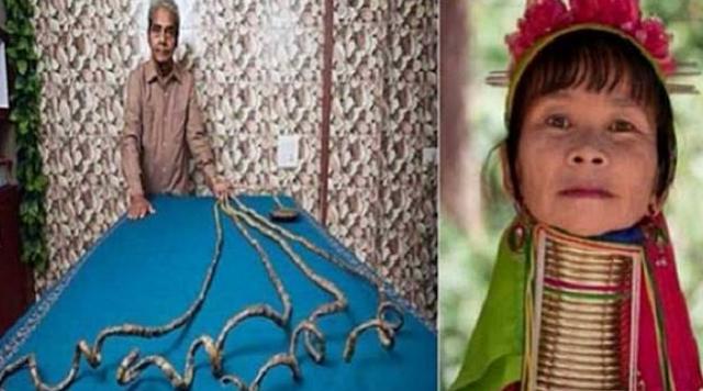 Lima Orang Yang Pecahkan rekor Tubuh Terpanjang Di Dunia