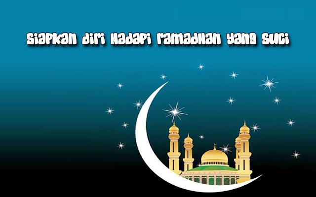 persiapan ramadhan ala rasulullah