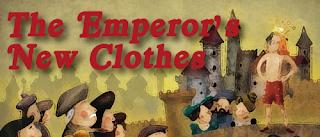 A Roupa Nova do Imperador - Hans Christian