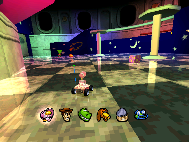 Disney Toy Story Racer Ps1 Epsxe Inside Game