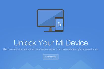 Cara Mudah Unlock Bootloader Xiaomi Redmi 5 Plus Terbaru 2019