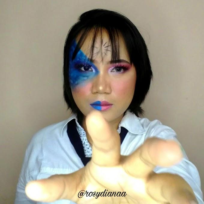 Superhero Makeup Challege PAC Martha Tilaar