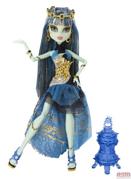 Babado Da Clawdeen Monster High 13 Wishes