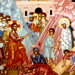 Raising of Lazarus the Righteous